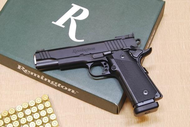 Remington 1911 R1 limited .45 ACP