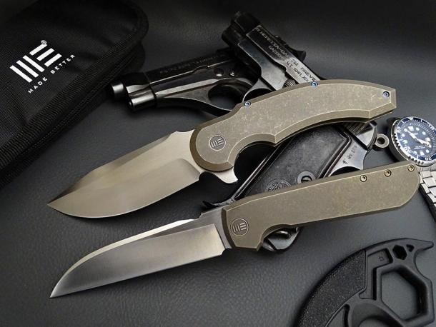 WE Knife Co. modelli Wasabi e Ferox
