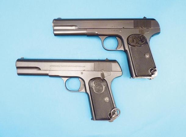 Pistola Browning modello 1903