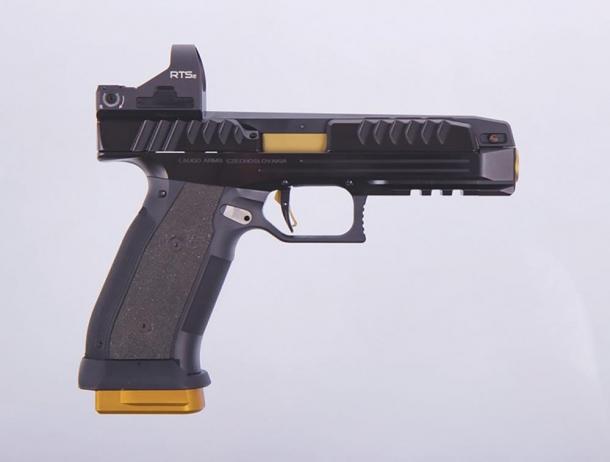 Laugo Arms modello Alien calibro 9 parabellum
