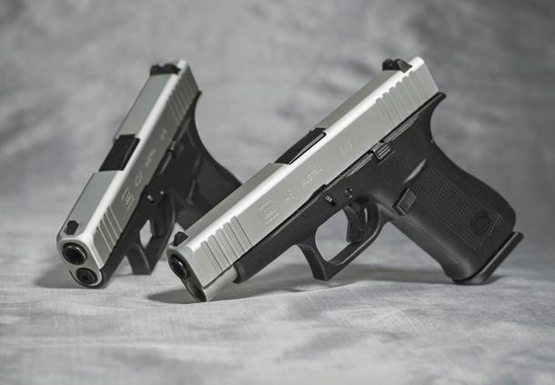 Glock G43X e G48