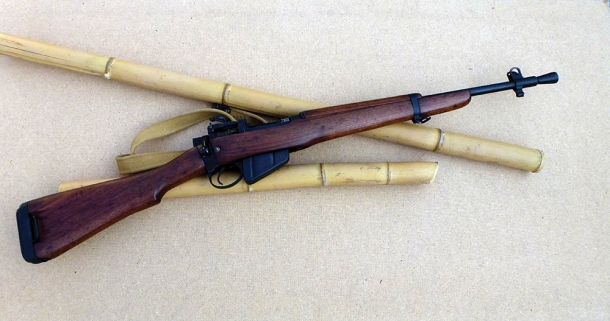 Lee Enfield N°5 MK I calibro .303 British