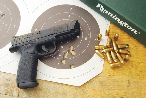 Remington RP45 calibro .45 ACP +P