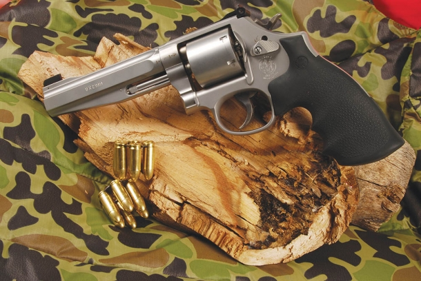La dottrina d'impiego del revolver