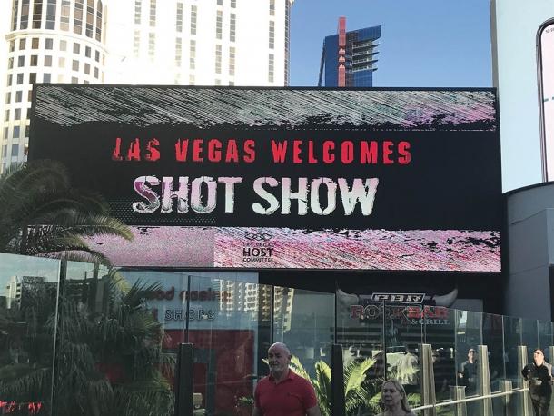 SHOT Show 2019 a Las Vegas