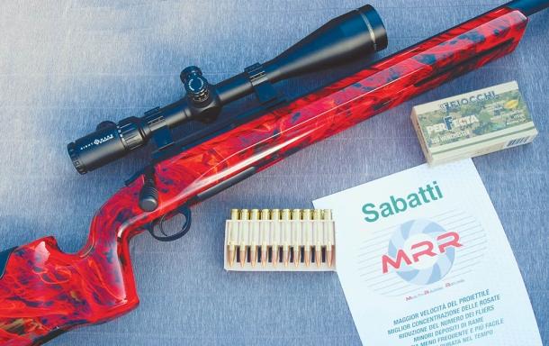 Sabatti TLD calibro .308 Win.