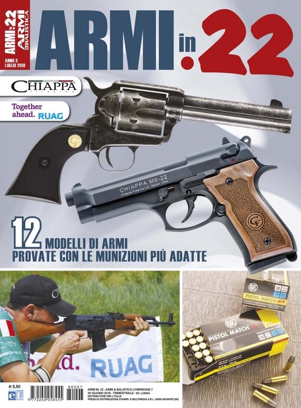 Speciale Armi & Balistica - ARMI CALIBRO .22