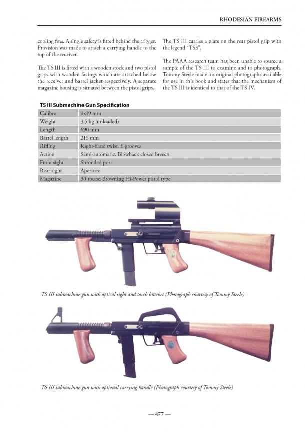 Il risultato è un volume di 540 pagine, con informazioni raccolte di prima mano, e ricco di foto a colori di armi rarissime e poco note