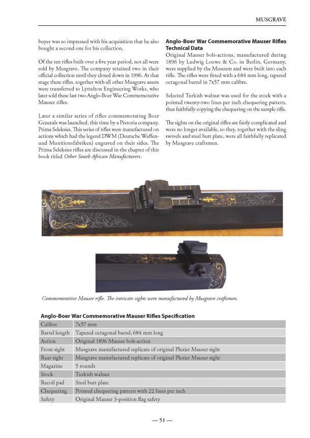Il volume è illustrato da oltre milleduecento dettagliatissime fotografie a colori delle armi oggetto di trattazione