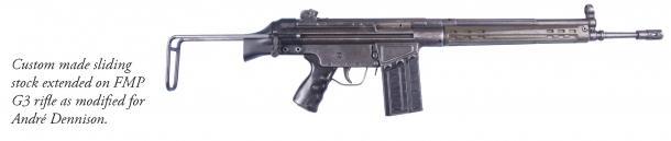 Numerosissime anche le armi uniche, o le modifiche peculiari, coperte in maniera approfondita