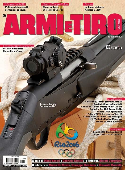 In Italia, Armi e Tiro è ancora la rivista su carta più popolare del settore
