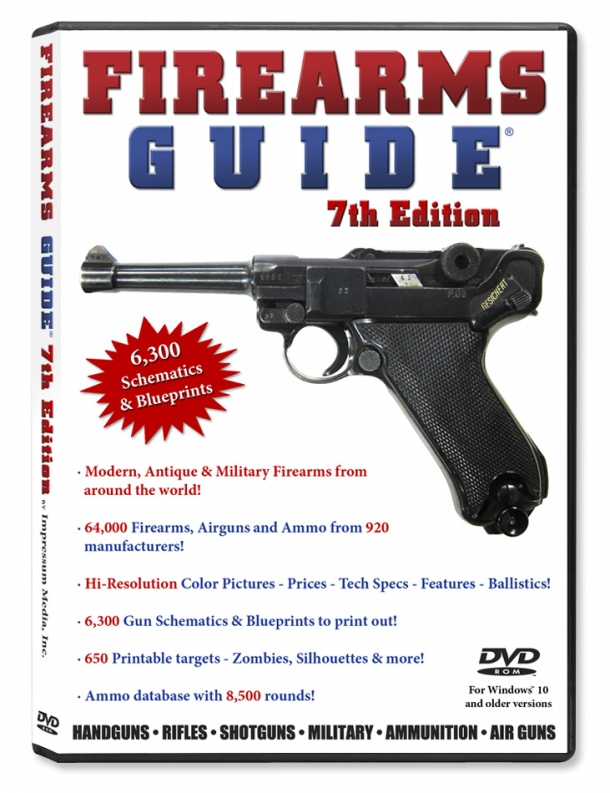 The Firearms Guide is one of the most complete and important works of its kind in the world