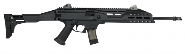 Also banned were all the pistol and carbine variants of the CZ Scorpion EVO design...