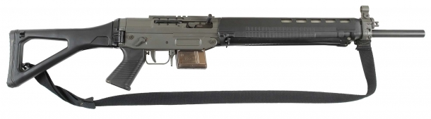 ...and the entire line of SIG SG-550 / PE-90 rifles and carbines