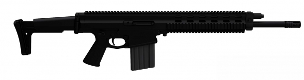 The Robinson Armament XCR rifle, a popular alternative to the AR-15, is among the banned firearms