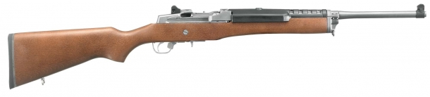 The Ruger Mini-14 was also banned – a long-standing target of the Canadian gun grabbers