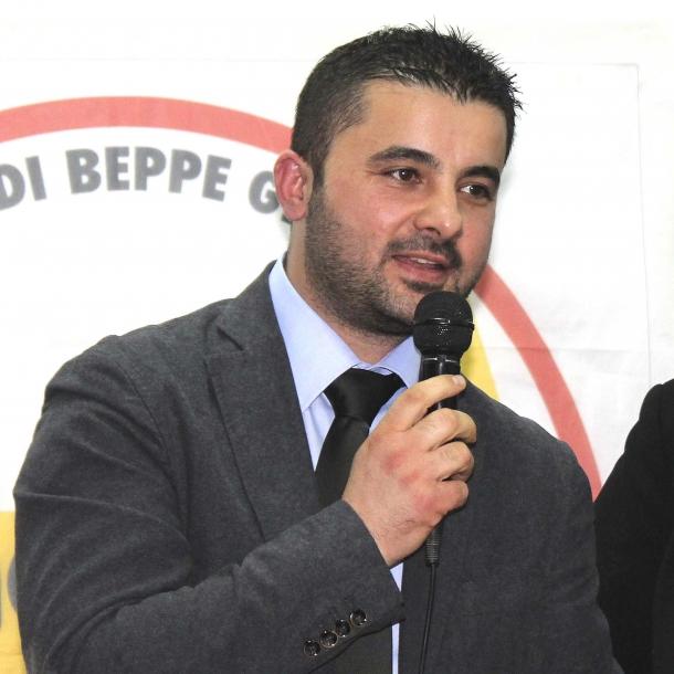Fabio Di Micco (Movimento 5 Stelle), relatore del provvedimento presso la XIV Commissione Politiche dell'UE al Senato