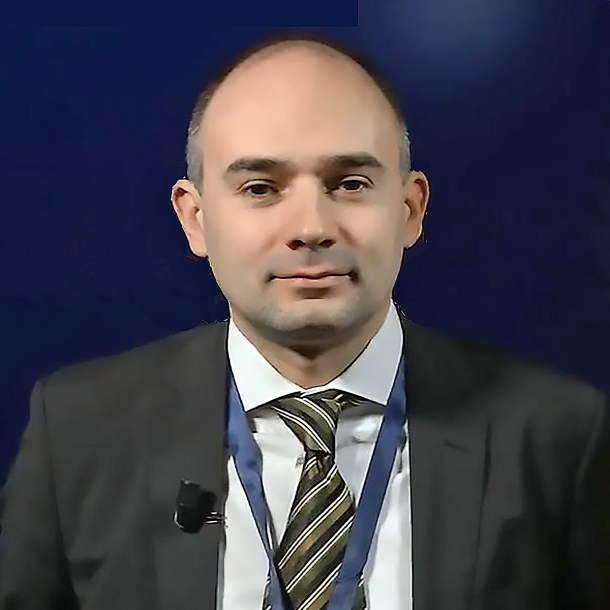L'Onorevole Gianluca Vinci (Lega), relatore alla I Commissione Affari Costituzionali della Camera dei Deputati per il testo relativo al recepimento della direttiva europea sulle armi