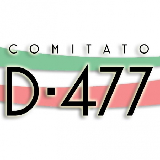 The 'Comitato Direttiva 477' is an Italian association that's part of the Firearms United network