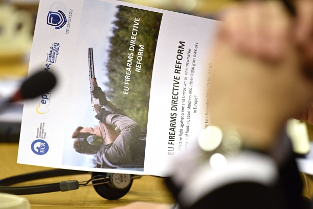 The conference was successful in showing the strength of the Firearms United network
