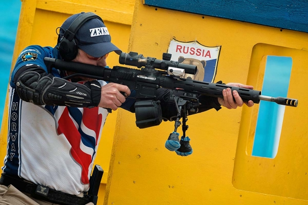 The situation is also pretty dire in Norway, where the government announced its plans to ban modern sporting rifles altogether for most shooters