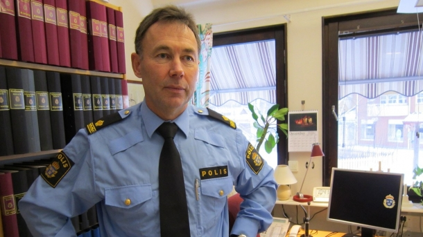 High-ranking Police official Peter Thorsell has long been one of Sweden's staunchest supporters of gun control, and is involved in the latest attempt to tighten the screw over the gun rights of law-abiding Swedish citizens