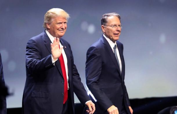 Il 2020 è anno di elezioni presidenziali, e la NRA è impegnata in prima linea