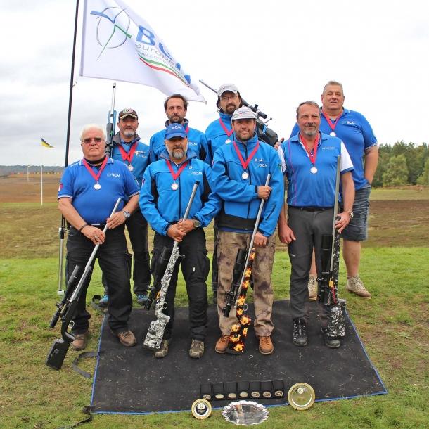 Il Team BCM Europearms