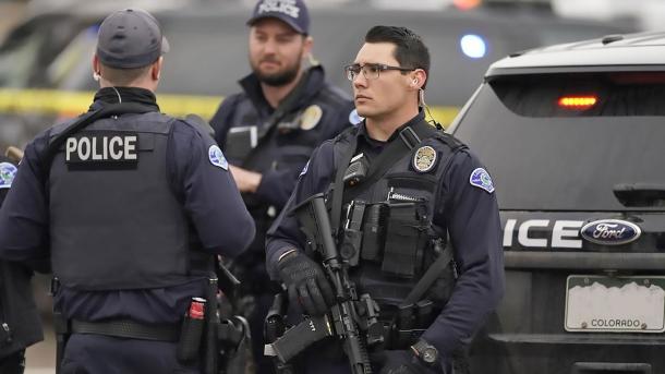 Boulder, Colorado, mass shooting: just follow the script