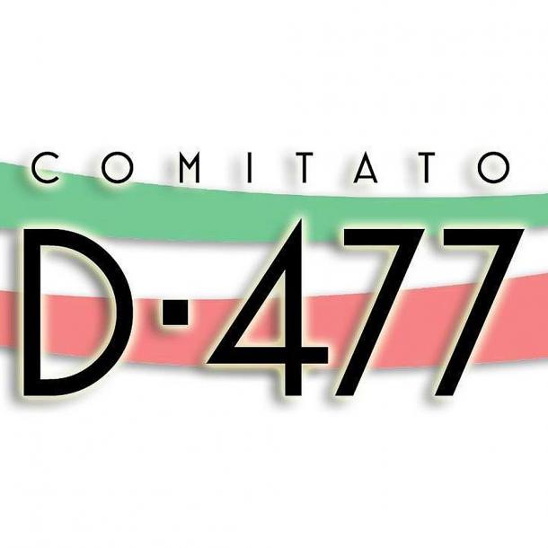Logo del Comitato D-477