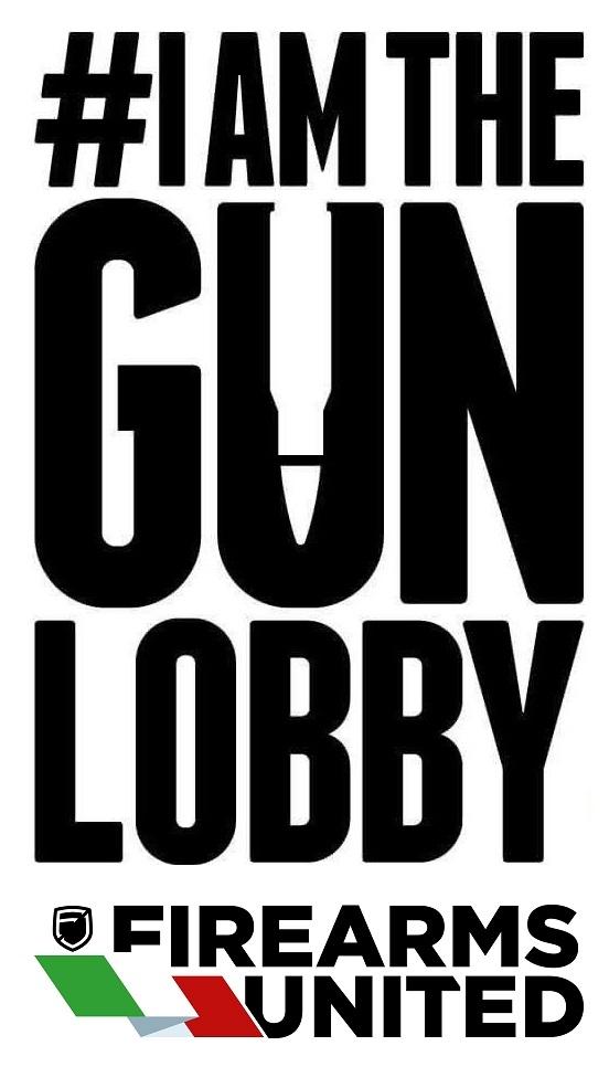 Sul comunicato si è espressa anche la rete di Firearms United