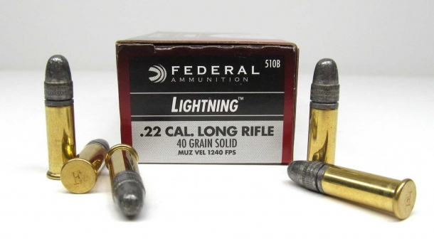 .22 rimfire ammunition is mostly made out of lead: this would mean a total ban on standard target shooting sports