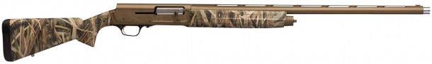 Browning A5 Wicked Wing camo shotgun