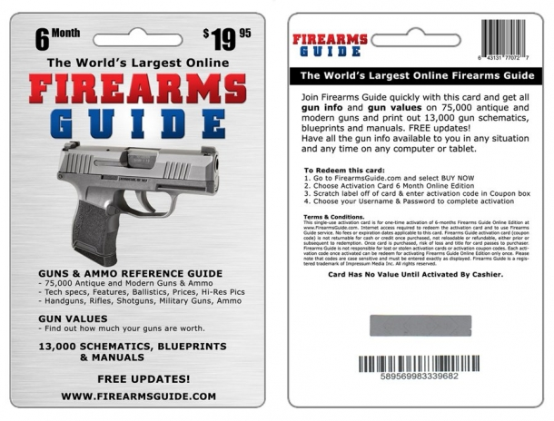 Firearms Guide 10th anniversary edition now available!