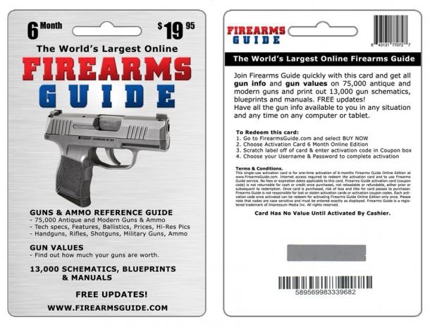 Firearms Guide: arriva l'edizione del decimo anniversario