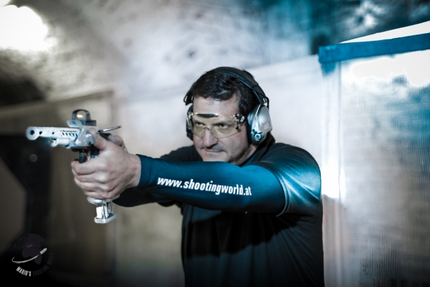 Mario Kneringer, IPSC Regional Director for Austria, was interviewed on the matter by the Firearms United network