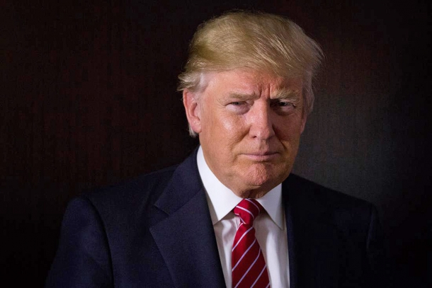 Donald J. Trump: although not the most likeable of all Republican candidates, he is an overt supporter of Second Amendment rights