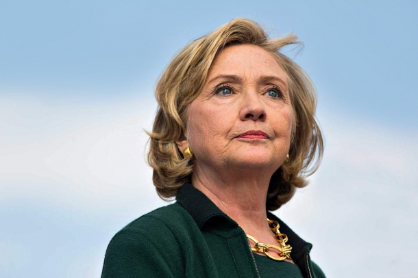 Hillary Clinton: the Democratic Party runner for the 2016 U.S. Presidential Elections, she is a staunch supporter of gun control