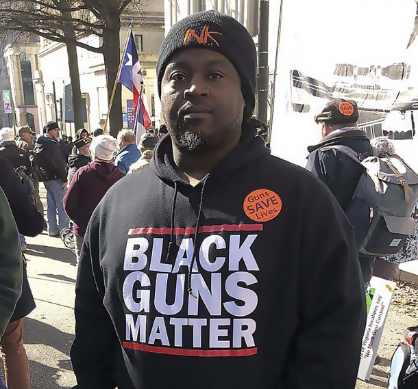 Unlike what the radical left and anti-gun propaganda would want you to believe, the gun rights advocacy community is extremely diverse and inclusive