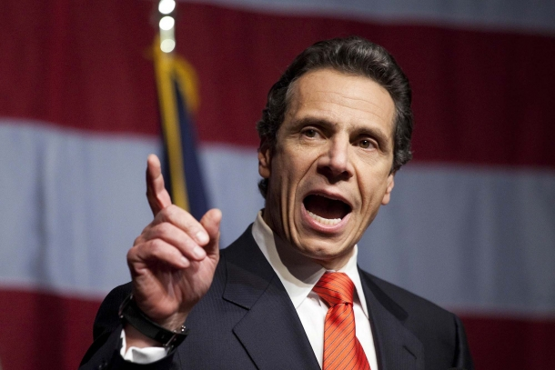 Andrew Cuomo, Governor of the State of New York, is one of the staunchest enemies of Second Amendment rights in the United States