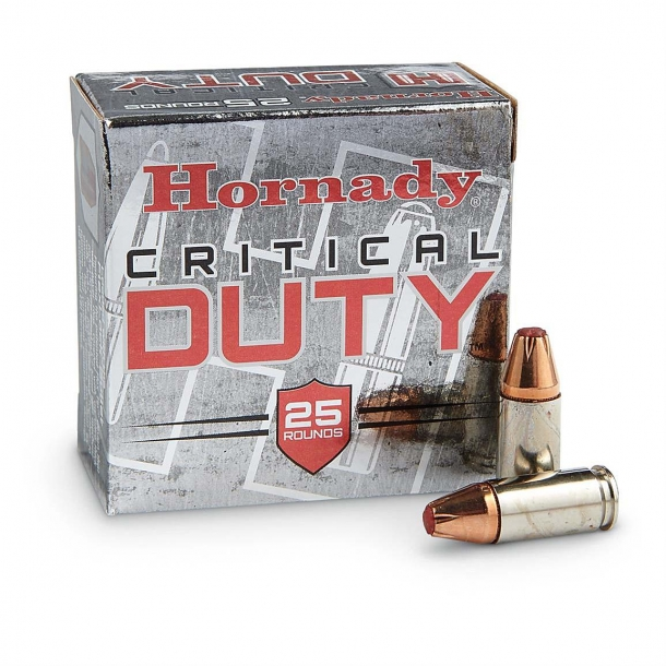 The Hornady Manufacturing company produces some of the best and most reliable ammunition for law enforcement