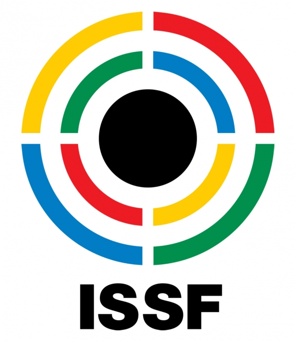 The International Shooting Sport Federation logo