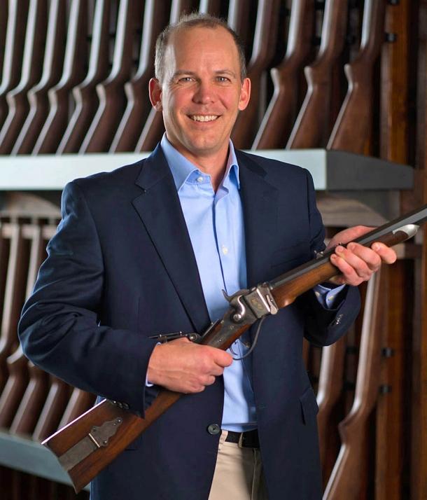 Pete Brownell is the new NRA President