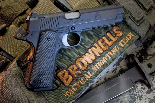 Pete Brownell is the CEO of Brownells, Inc., world-famous distributor of guns, gun components and accessories
