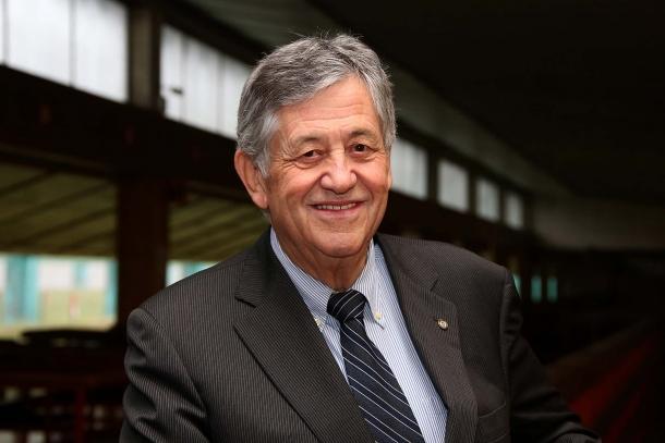 Il Presidente UITS Ernfried Obrist