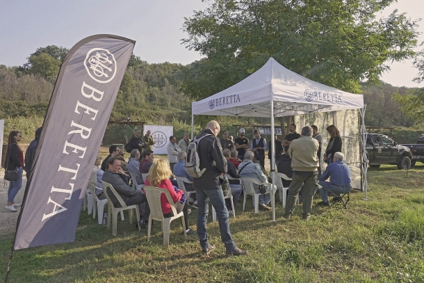 VIDEO: Beretta Exclusive Shooting Day 2018