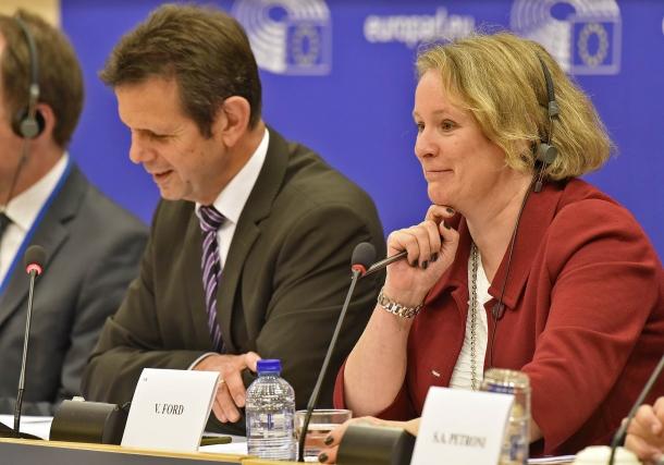 L'europarlamentare britannica Vicky Ford ha aggiornato i presenti sugli sviluppi del trilogo