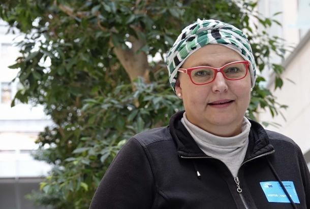 Katja Triebel, ricercatrice-capo di Firearms United, ha presentato il suo Impact Assessment