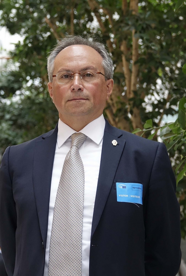 FESAC chairman Stephen Petroni outlined the damage that the EU Gun Ban would bring about to collectors
