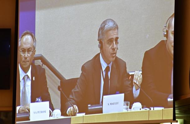 Anche il lombardo Stefano Maullu (Partito Popolare Europeo) si è dichiarato in disaccordo con la posizione della Commissione Europea